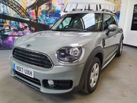 2017 MINI COUNTRYMAN 1.5 Cooper 5dr £16494.00
