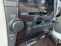 USED 2008 08 LEXUS LS 4.6 460 SE-L 4d AUTO 376 BHP FULL LEXUS SH, FULLY LOADED