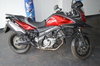 USED 2015 65 SUZUKI DL 645cc DL 650 X AL5  1 OWNER FROM NEW WITH LOW MILEAGE