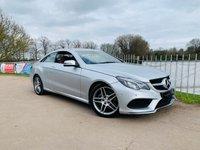 2015 MERCEDES-BENZ E-CLASS 2.1 E220 BLUETEC AMG LINE 2d AUTO 174 BHP £15900.00