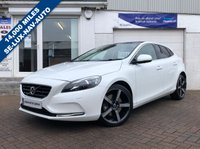 USED 2015 15 VOLVO V40 2.0 D4 SE LUX NAV 5d 187 BHP SUPPLIED WITH 12 MONTHS MOT, LOVELY CAR TO DRIVE