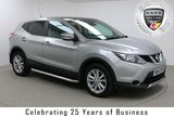 "USED 2015 64 NISSAN QASHQAI 1.6 DCI ACENTA PREMIUM 5d 128 BHP Finished in stunning Gun Metal Metallic with Black Cloth Upholstery, 17"" Alloy Wheels, Privacy Glass, Reversing Camera and Nissan Service History. Satellite Navigation, Bluetooth, DAB Radio, Stop/Start Function, Air Conditioning, Climate Control, Multi Function Steering Wheel, Cruise Control, Electric Mirrors and Windows"