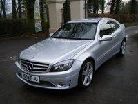 2009 MERCEDES-BENZ CLC CLASS 2.1 CLC220 CDI SPORT 3d AUTO 150 BHP £5695.00