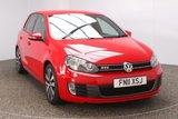 USED 2011 11 VOLKSWAGEN GOLF 2.0 GTD TDI 5DR 170 BHP 1 OWNER FULL SERVICE HISTORY FULL SERVICE HISTORY + PARKING SENSOR + CLIMATE CONTROL + MULTI FUNCTION WHEEL + RADIO/CD/AUX + ELECTRIC WINDOWS + ELECTRIC MIRRORS + 17 INCH ALLOY WHEELS
