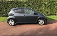 USED 2011 61 TOYOTA AYGO 1.0 VVT-i GO 5dr LOW MILES+SATNAV+ £20TAX+2KEYS