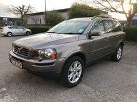 2008 VOLVO XC90 2.4 D5 SE 5d AUTO 183 BHP £4891.00