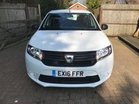 USED 2016 16 DACIA SANDERO 1.1 AMBIANCE 5d 73 BHP ONE OWNER FROM NEW + FULL SERVICE HISTORY