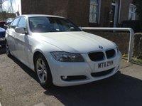 2011 BMW 3 SERIES 2.0 320D EFFICIENTDYNAMICS 4d 161 BHP £4990.00