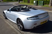 USED 2009 09 ASTON MARTIN VANTAGE 4.3 V8 ROADSTER N400 2d AUTO 400 BHP SERVICE HISTORY, LIMITED EDITION, HEATED SPORTS LEATHER SEATS, ELECTRIC SOFT TOP, SPORTS ALLOYS