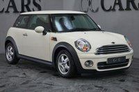 USED 2009 59 MINI HATCH COOPER 1.6 COOPER D 3d 108 BHP Pepper White, Bluetooth Connectivity, DAB Radio, Air Conditioning, 15 Inch Alloy Wheels, On-board Computer