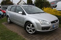 USED 2006 06 FORD FOCUS 2.0 TITANIUM 5d 144 BHP **Taken In PX Ideal Family Estate March 2020 Mot**