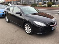 USED 2012 62 MAZDA 6 2.2 D BUSINESS LINE 5d 129 BHP