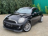 USED 2012 62 MINI COUPE 1.6 COOPER 2d 120 BHP
