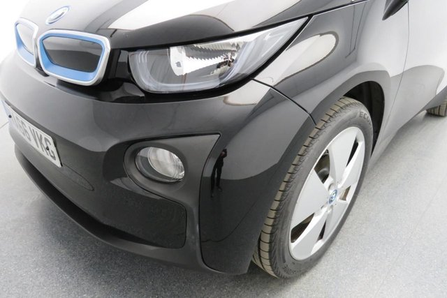 BMW I3 at Georgesons