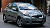 2010 TOYOTA YARIS 1.3 TR VVT-I MM 5d AUTO 99 BHP £SOLD