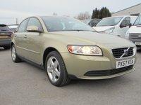 2007 VOLVO S40 1.6 S D 4d 109 BHP £2590.00