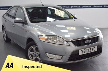 2010 FORD MONDEO