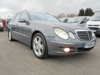 2006 MERCEDES-BENZ E CLASS 3.0 E320 CDI AVANTGARDE 5d AUTO 222 BHP £3690.00