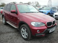 USED 2008 08 BMW X5 3.0 D SE 5d AUTO 232 BHP Panoramic roof - Sat nav - Xenons - Parking sensors