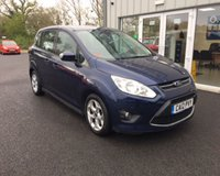 USED 2012 12 FORD GRAND C-MAX 1.6 ZETEC 125 BHP THIS VEHICLE IS AT SITE 1 - TO VIEW CALL US ON 01903 892224