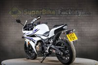 USED 2017 17 HONDA CBR500 - NATIONWIDE DELIVERY, USED MOTORBIKE. GOOD & BAD CREDIT ACCEPTED, OVER 600+ BIKES IN STOCK