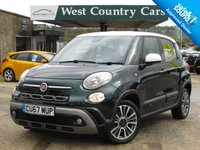 USED 2017 67 FIAT 500L 1.4 CROSS 5d 95 BHP Practical Family Crossover