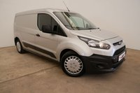 2014 FORD TRANSIT CONNECT 1.6 210 ECONETIC P/V 94 BHP LWB ** NO VAT ** AIR CON ** £9999.00
