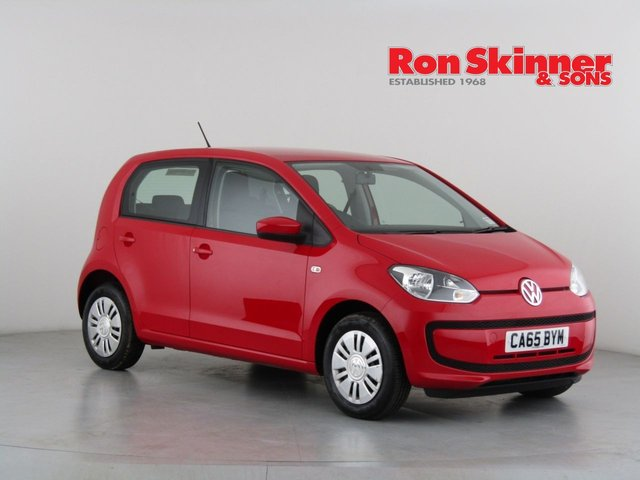 View our 2015 65 VOLKSWAGEN UP 1.0 MOVE UP 5d 59 BHP