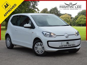 2015 VOLKSWAGEN UP 1.0 MOVE UP 3d 59 BHP £5695.00