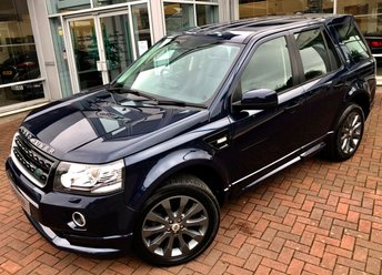 2013 LAND ROVER FREELANDER 2 2.2 SD4 DYNAMIC 5d AUTO 190 BHP £15500.00