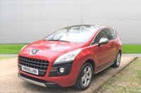 USED 2009 59 PEUGEOT 3008 1.6 EXCLUSIVE 5d 155 BHP FINANCE ME TODAY- FULL DEALER FACILITIES. DELIVERY POSSIBLE FINANCE ME TODAY