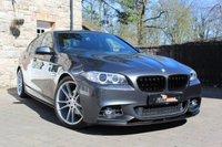 USED 2016 66 BMW 5 SERIES 2.0 520D M SPORT 4d AUTO 188 BHP M-Performance kit, Full leather, Heated Seats, Sat Nav