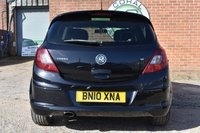 USED 2010 10 VAUXHALL CORSA 1.4 SRI 5d 98 BHP WE OFFER FINANCE ON THIS CAR