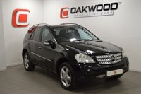 USED 2006 56 MERCEDES-BENZ M CLASS 3.0 ML280 CDI SPORT 5d AUTO 188 BHP FULL HISTORY + ONLY 2 OWNERS + PRIVACY GLASS + FINANCE ?