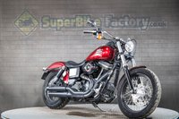USED 2016 16 HARLEY-DAVIDSON DYNA 1690cc STREET BOB GOOD & BAD CREDIT ACCEPTED, OVER 600+ BIKES IN STOCK
