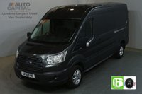 USED 2018 18 FORD TRANSIT 2.0 350 L3 H2 130 BHP TREND LWB M/ROOF AIR CON EURO 6 AIR CONDITIONING EURO 6 TREND