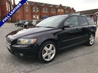 USED 2006 06 VOLVO V50 2.0 D SE 5d 135 BHP Great Space, Full Leather