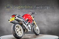 USED 2009 09 DUCATI MONSTER M1100 S  GOOD & BAD CREDIT ACCEPTED, OVER 600+ BIKES IN STOCK