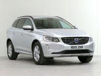 2015 VOLVO XC60 2.0 D4 SE 5d AUTO 188 BHP £16303.00
