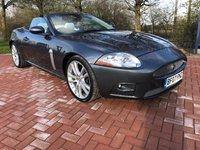 2007 JAGUAR XK 4.2 XKR 2d AUTO 416 BHP £17990.00