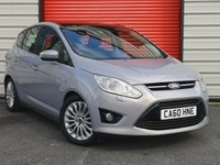 USED 2011 60 FORD C-MAX 1.6 TITANIUM 5d 123 BHP [£3600 OF EXTRAS] A One Off
