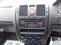 USED 2005 55 HYUNDAI GETZ 1.4 CDX 5d 96 BHP