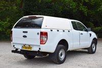 USED 2014 64 FORD RANGER 2.2 XL 4X4 DCB TDCI  148 BHP