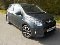 2014 CITROEN C1 1.2 PURETECH FLAIR 5d 82 BHP £5395.00