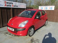 USED 2011 61 NISSAN PIXO 1.0 VISIA 5d 67 BHP FINANCE AVAILABLE FROM £29 PER WEEK OVER TWO YEARS - SEE FIANCE LINK FOR DETAILS