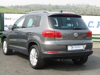 USED 2016 65 VOLKSWAGEN TIGUAN 2.0 MATCH EDITION TDI BMT 4MOTION DSG 5d AUTO 148 BHP