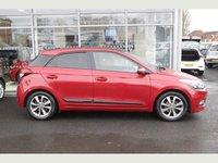 2018 HYUNDAI I20 1.4 MPI PREMIUM SE NAV 5d AUTO 99 BHP £SOLD