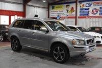 USED 2014 14 VOLVO XC90 2.4 D5 R-DESIGN AWD 5d AUTO 200 BHP