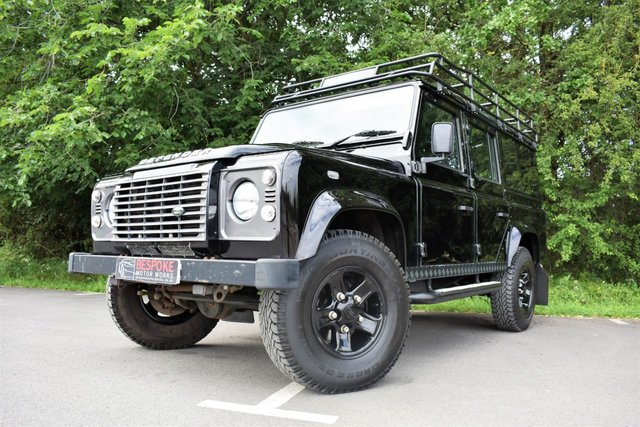 2015 15 LAND ROVER DEFENDER 110 2.2 TD XS UTILITY WAGON