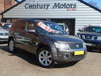 2011 SUZUKI GRAND VITARA 1.9 DDIS SZ5 5d - FULL LEATHER £6490.00